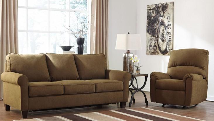 Zeth Basil Living Room Set