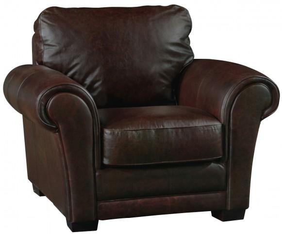 Mark Italian Leather Chair