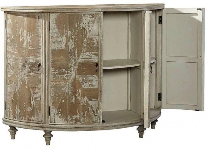 Watson Soft Gray Sideboard