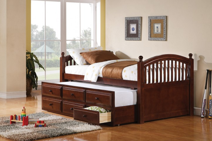 Captains Twin Bed
