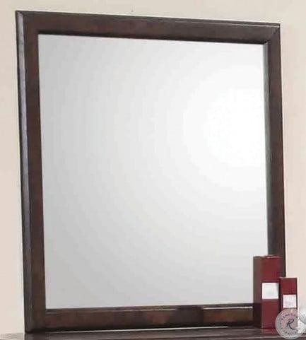 Greenough Maple Oak Mirror