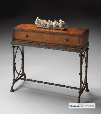 Old World Cherry 4013102 Console Table