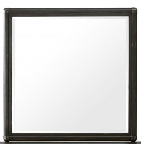 Vintage Tempo Unique Charcoal Mirror