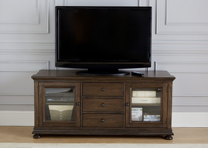 Jameson Antique Coffee TV Console