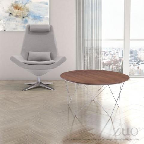 Macho Walnut Occasional Table Set