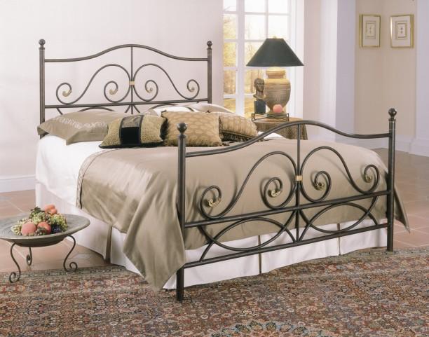 Camden Twin Bed