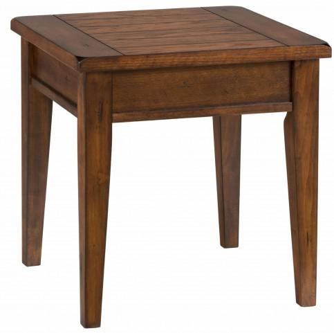 Dunbar Oak End Table