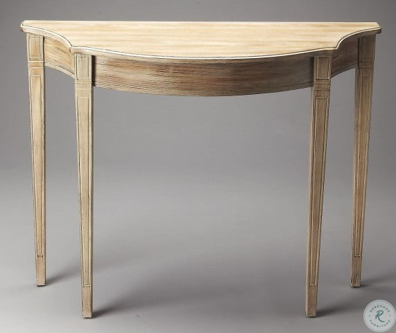Chester Masterpiece Driftwood Console Table
