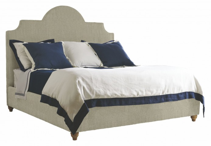 Coastal Living Block Island Sand Breach Inlet King Bed