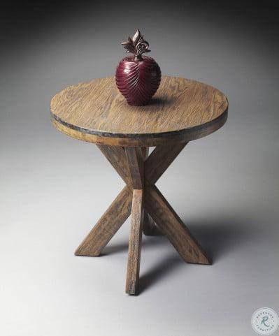 Loft Praline Accent Table