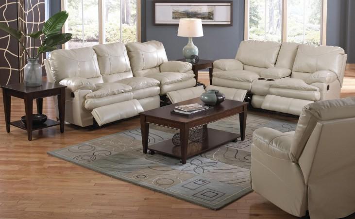 Perez Ice Power Reclining Living Room Set