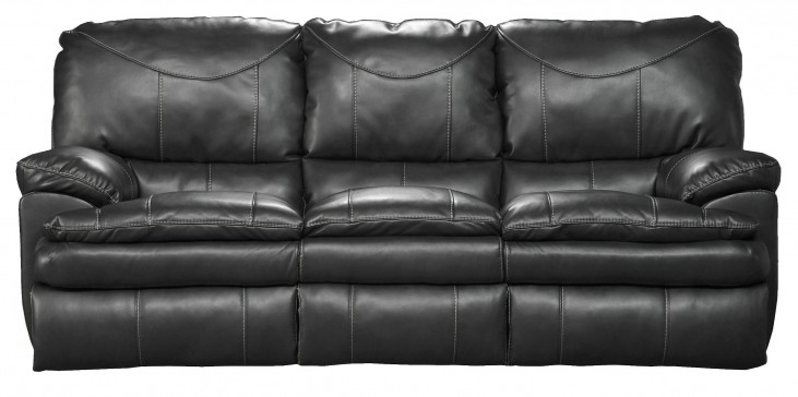 Perez Steel Power Reclining Sofa