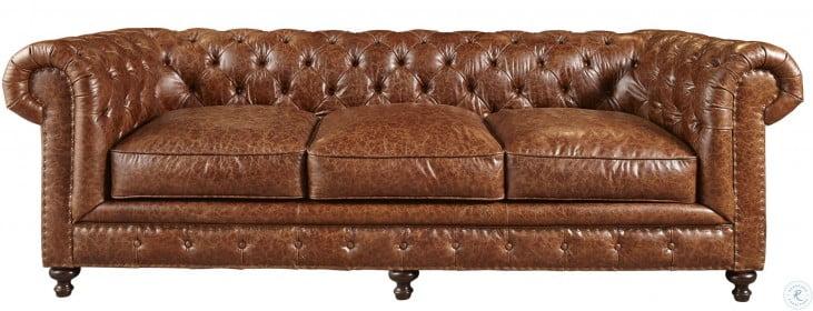 Berkeley Leather Sumatra Sofa From Universal Coleman