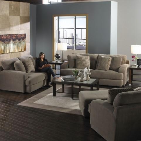 Palisades Porcini Living Room Set