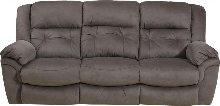 Joyner Slate Reclining Sofa