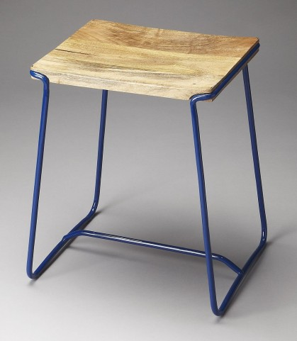 Parrish Loft Blue Stool