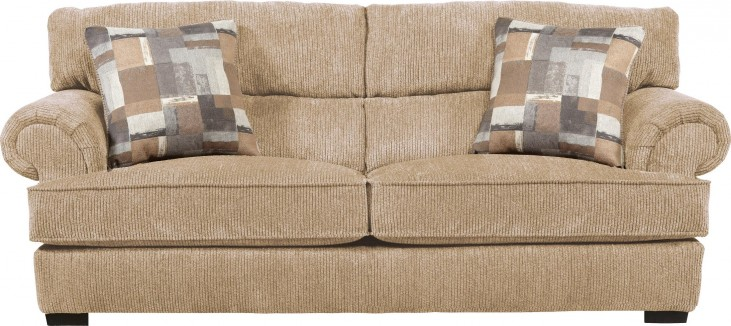 Hayden Dune and Mineral Sofa