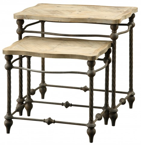 Two Tier Nested Table 43312