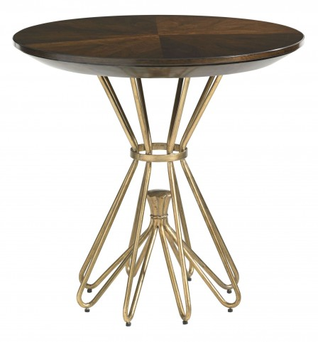 Crestaire Porter Milo Round Lamp Table