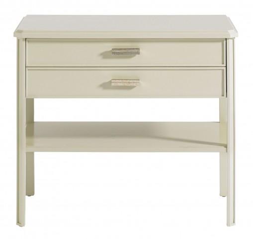 Crestaire Capiz Southridge Bedside Table