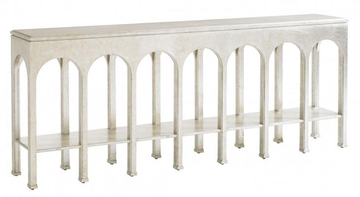 Crestaire Argent Brooks Console Table
