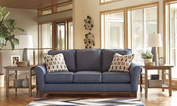 Janley Denim Sofa