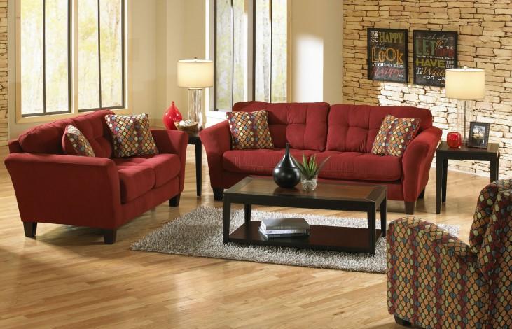 Halle Algerian Living Room Set