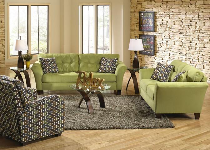 Halle Basil Living Room Set