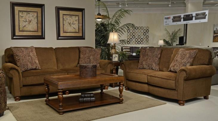 Downing Coffee Living Room Set