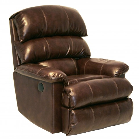 Templeton Hershey Leather Recliner