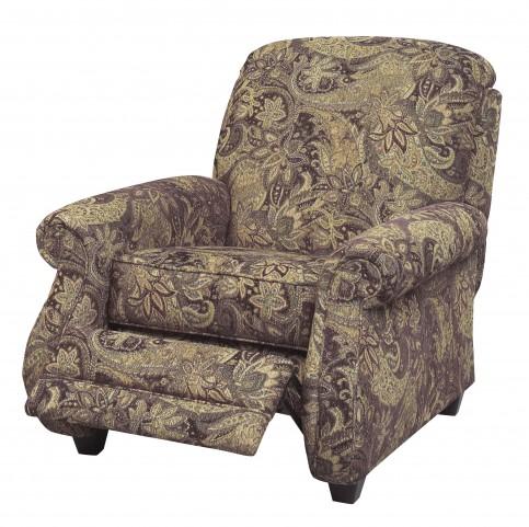Suffolk Eggplant Reclining Chair