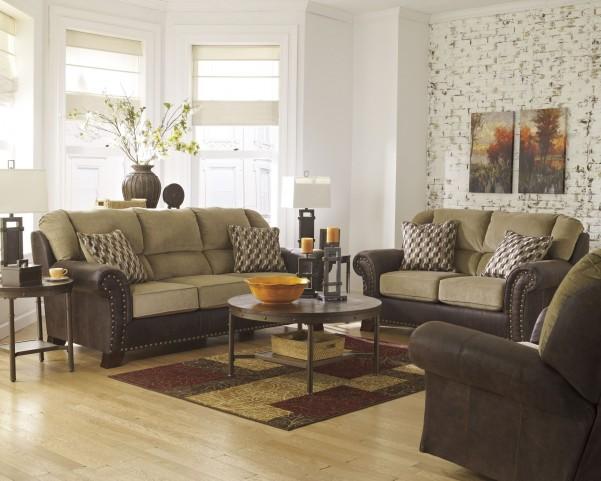 Vandive Sand Living Room Set