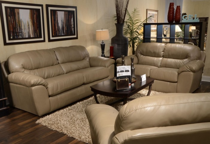 Brantley Putty Living Room Set