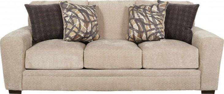 Prescott Putty and Marble Sofa