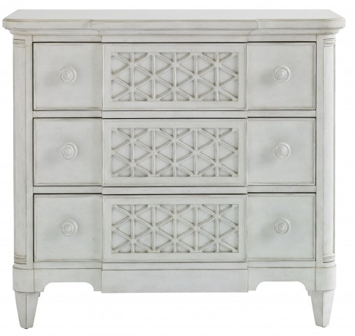 Coastal Living Parchment Cypress Grove Bachelor's Chest