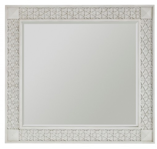 Coastal Living Parchment Cypress Grove Mirror