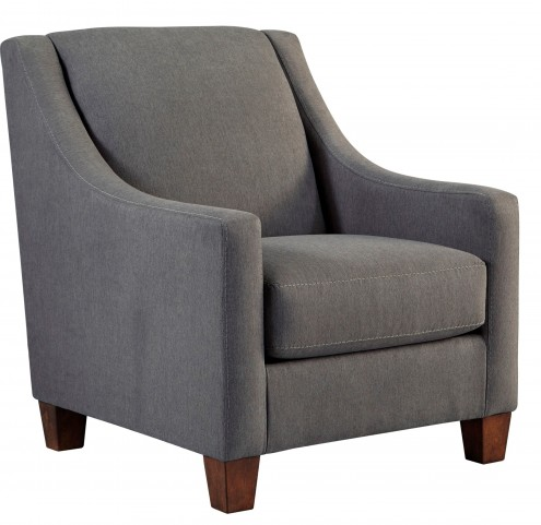 Maier Charcoal Accent Chair
