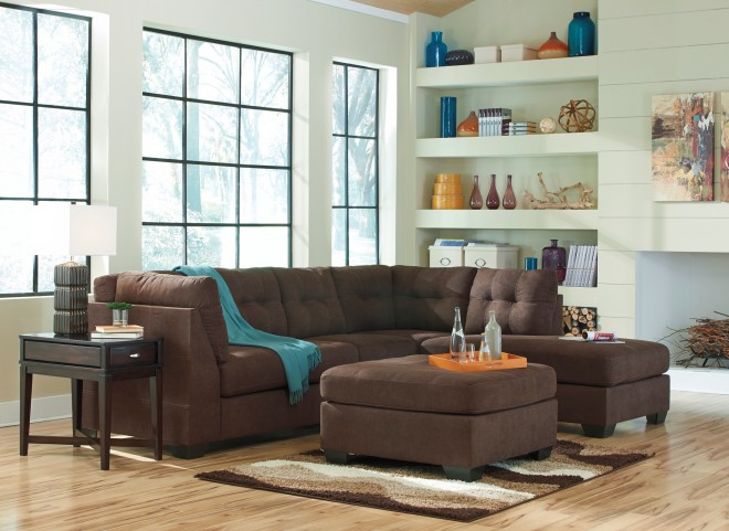 Maier Walnut RAF Sectional