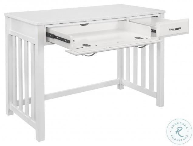 Blanche White Desk