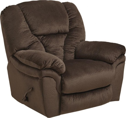 Drew Java Lay Flat Chaise Power Recliner