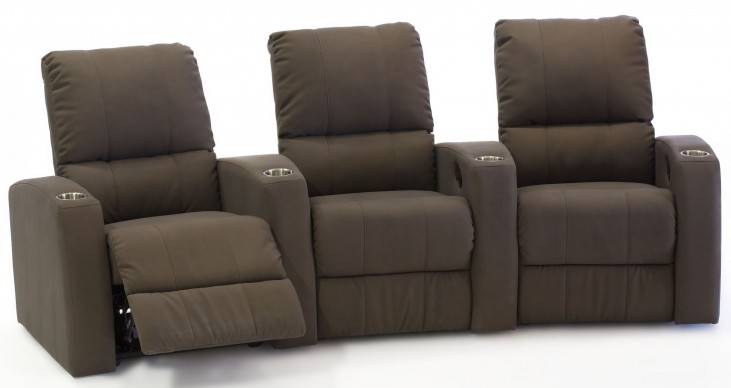 Pacifico Upholstered Home Theatre Seating
