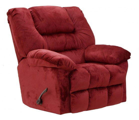 Peyton Crimson Power Recliner