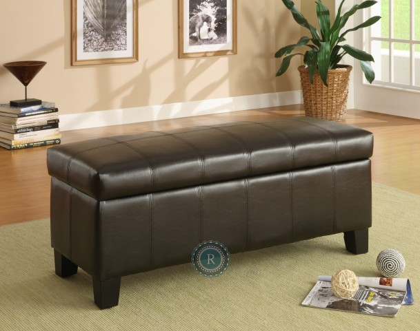 Claire Lift Top Storage Bench