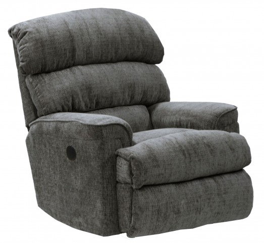Pearson Charcoal Power Recliner