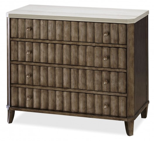 California Hollywood Hills Accent Chest