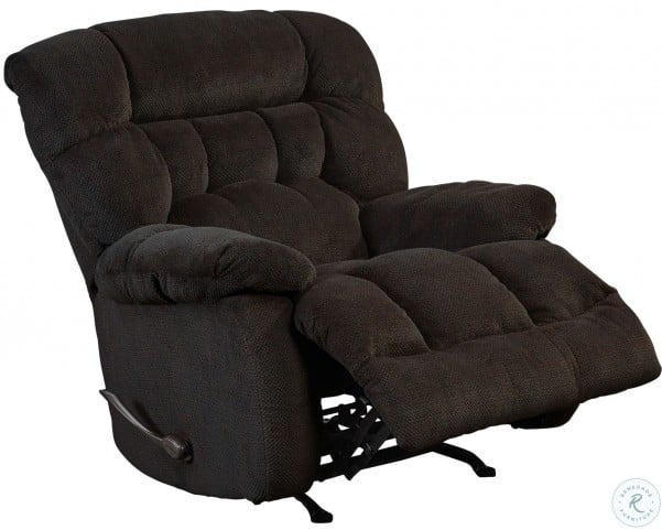 Daly Chocolate Power Lay Flat Recliner 64765 7 1622 09 Catnapper