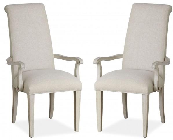 California Malibu California Arm Chair Set of 2
