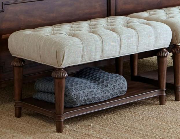 Cranford Upholstered Bed Bench