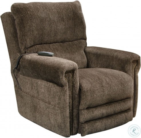 Fabulous Warner Tigers Eye Power Reclining Lift Chair With Power Headrest And Power Lumbar Bralicious Painted Fabric Chair Ideas Braliciousco