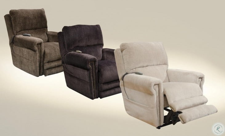 Awesome Warner Tigers Eye Power Reclining Lift Chair With Power Headrest And Power Lumbar Bralicious Painted Fabric Chair Ideas Braliciousco